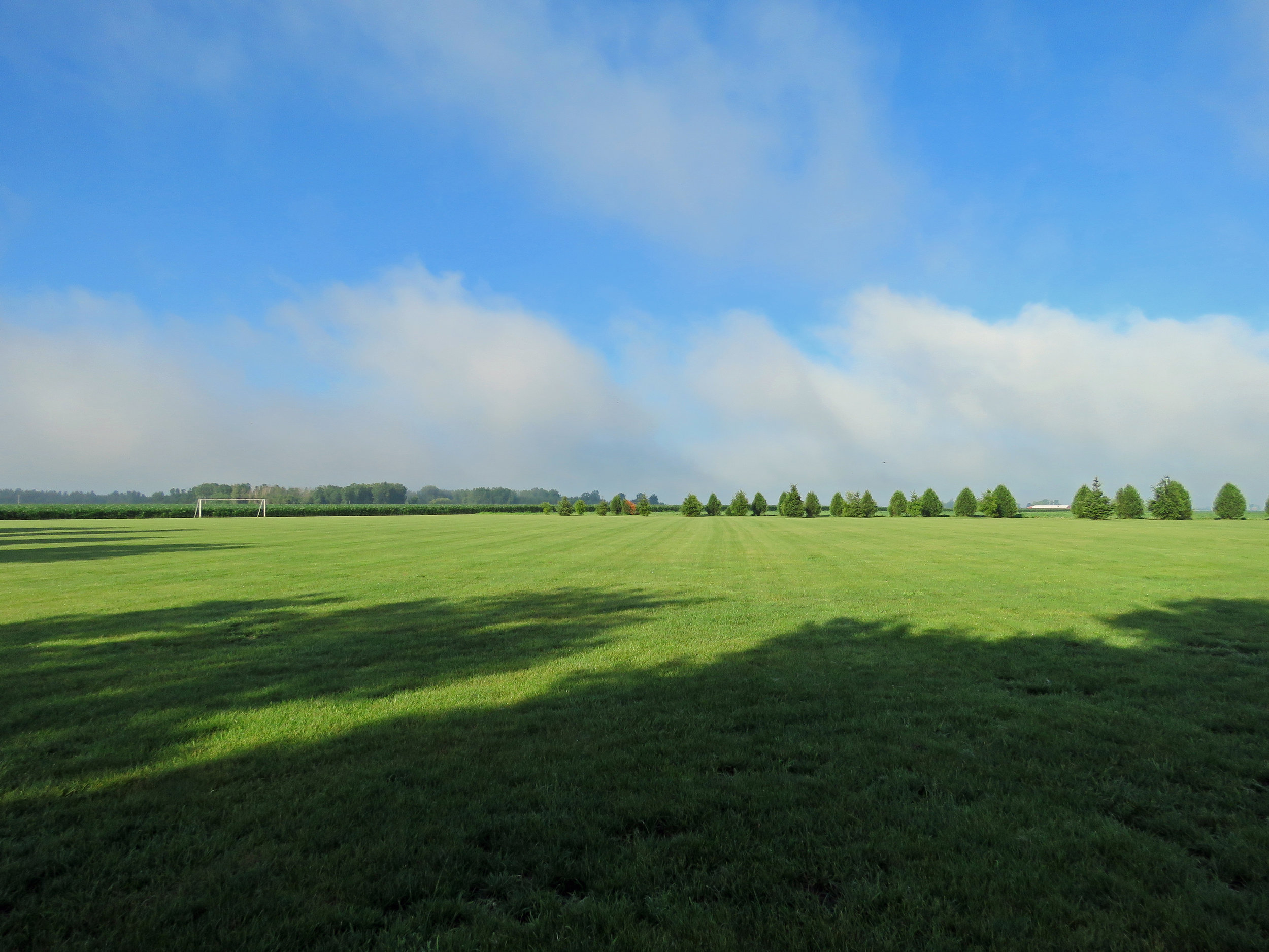 Our near professional level soccer/recreational fields.