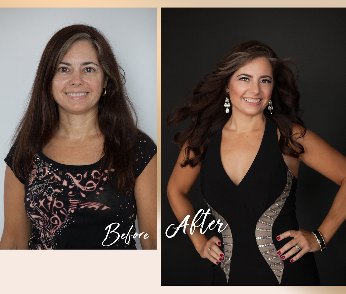 Before and After-Beauty-Women