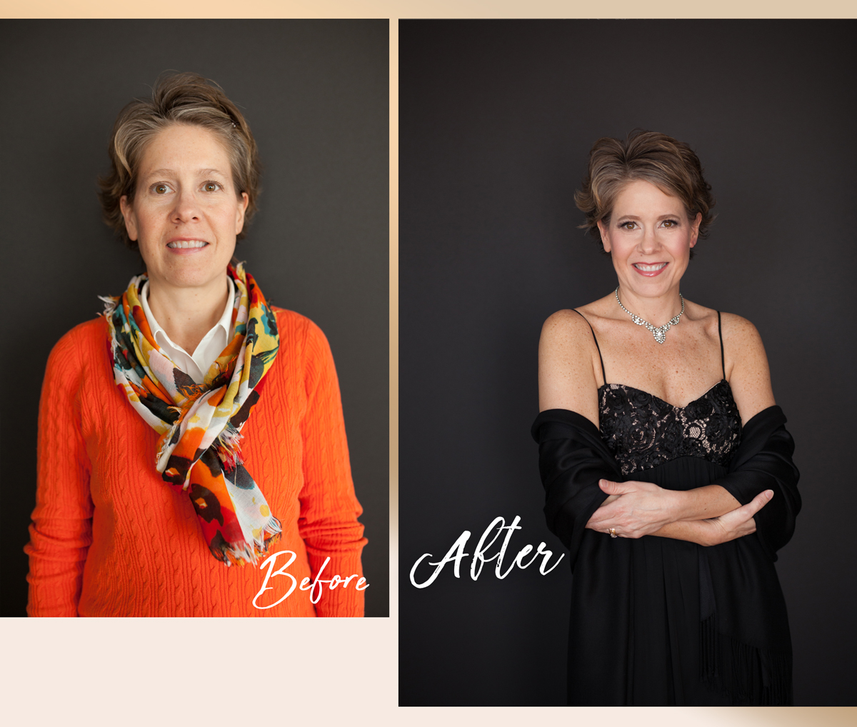 Before and After- Professional-Beauty