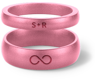 Exterior text lets you show the world who you are. Add initials, a symbol, a word or a date to show everyone your commitment.     *Make sure you add a ring to your cart as this only purchases the engraving service.