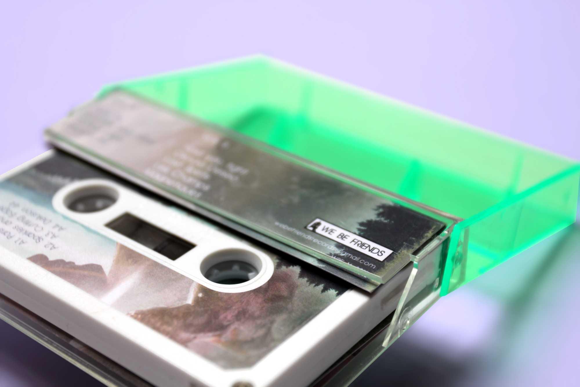 """Opale """"L'Incandescent"""" Cassette (Interior Detail)"""