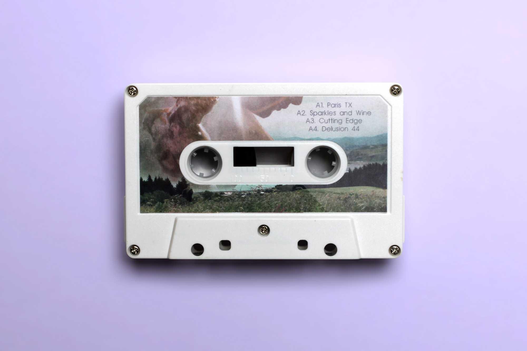 "Opale ""L'Incandescent"" Cassette (Tape Label)"