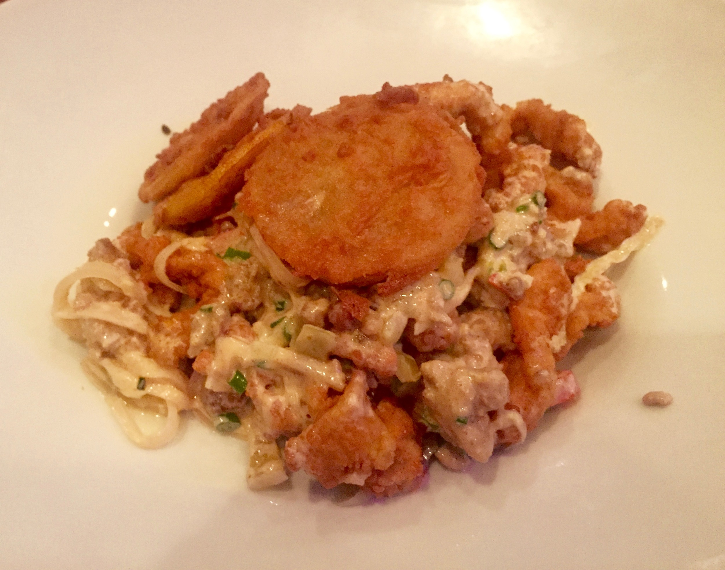 Southern Fried Oysters