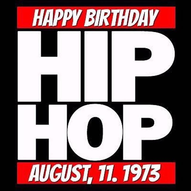 Happy birthday HIP HOP 🎤 # 1 genre in the WORLD 🌎 What has it taught you? (Reference songs, artists, or something that happened in the culture!) [📸 @kooldjredalert + @sharissespieces] from @hot97 - #undergroundhiphop #hiphop #rap #music #rapper #hiphopmusic #boombap #newmusic #hiphophead #undergroundrap #hiphopculture #soundcloud #unsignedartist #shiphop #beats #rapmusic #artist #underground #producer #realhiphop #trap #dj #wshh #rapartist #indiemusic #art #spotify #rappers #repost #bhfyp