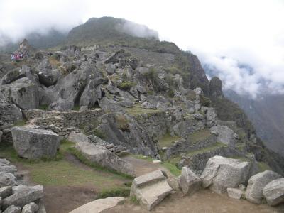 Quarry, Machu Picchu