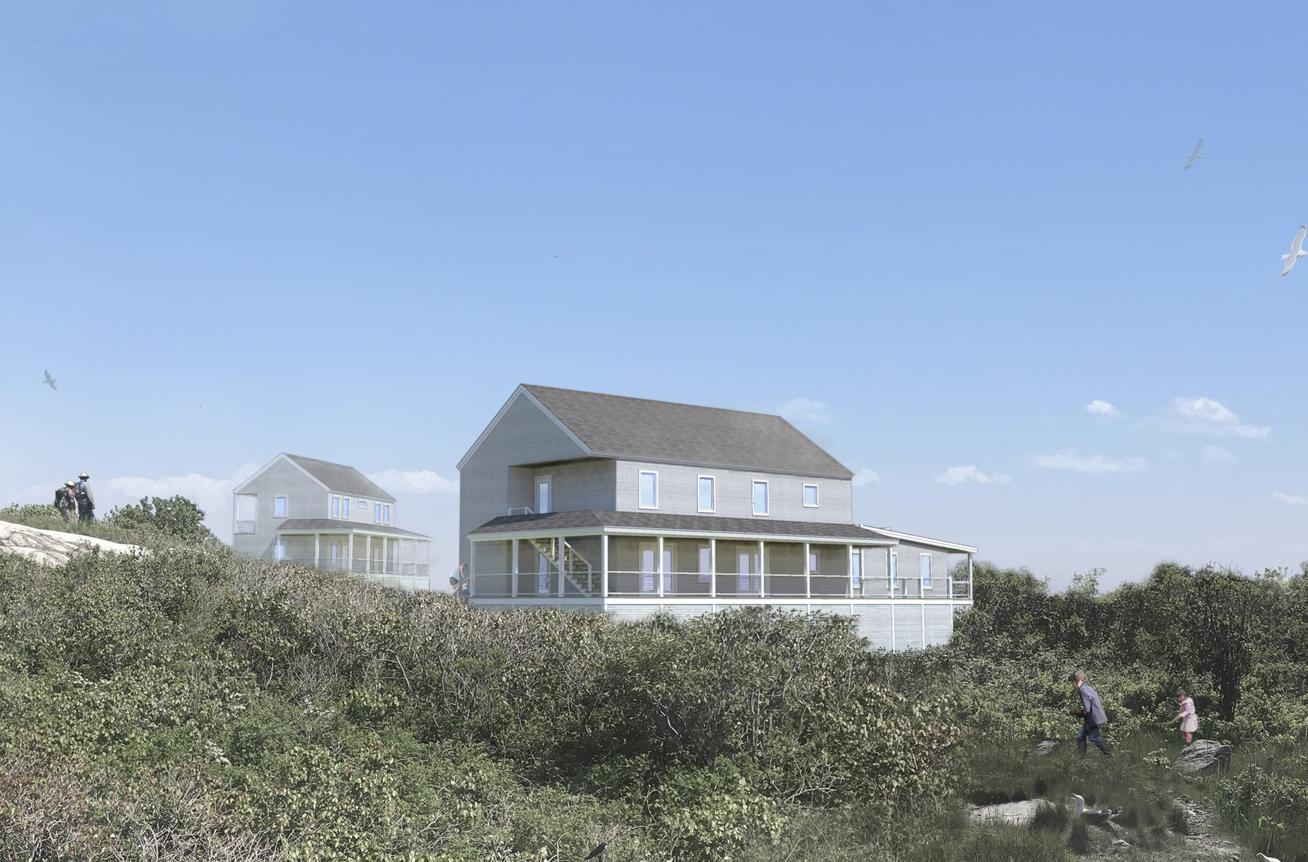 Shoals Marine Lab Housing