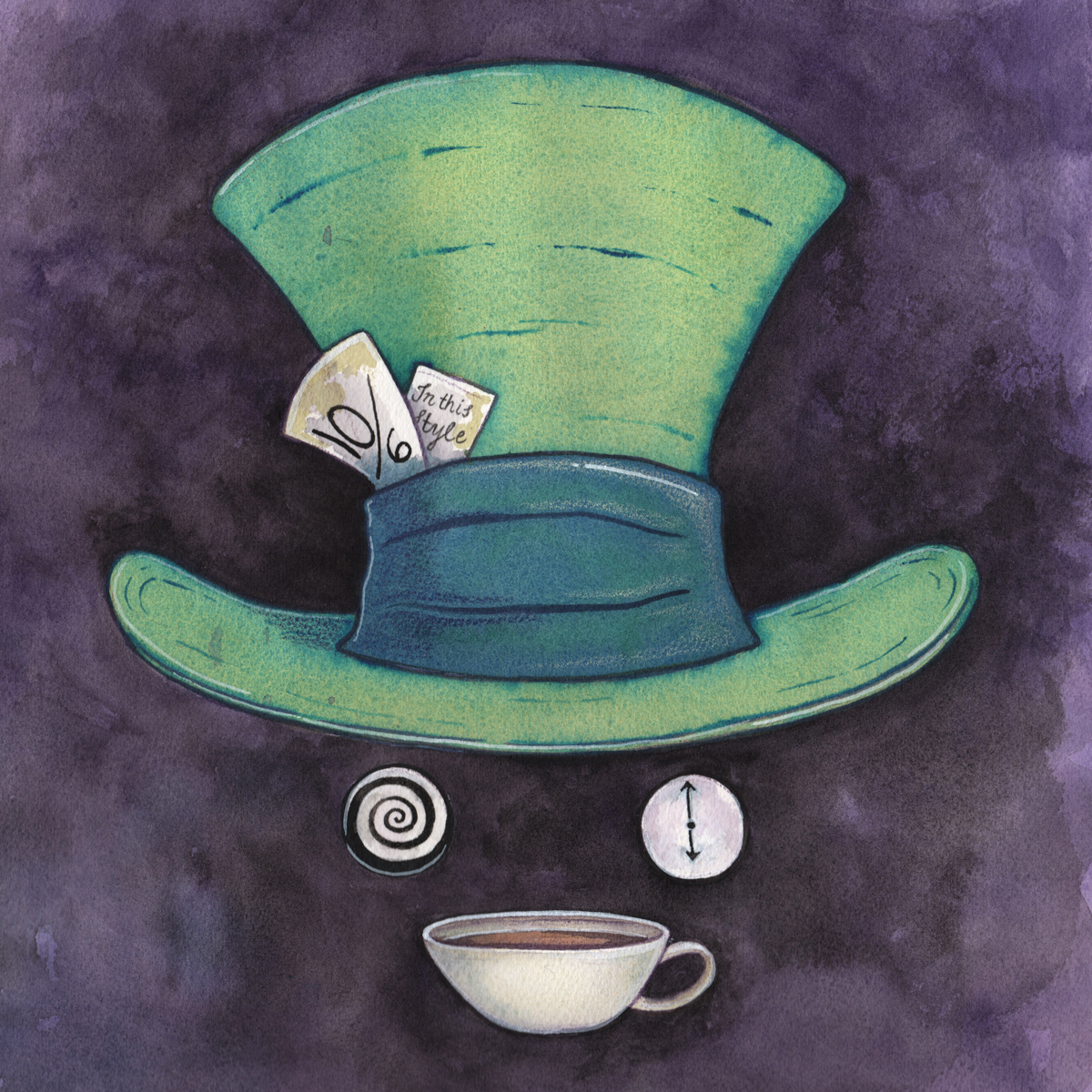 10/6: Mad Hatter Day