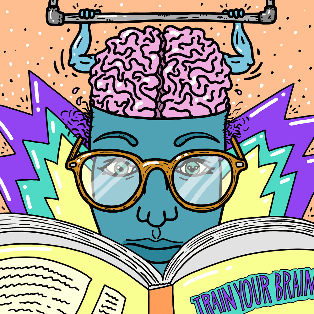 10/13: Train Your Brain Day