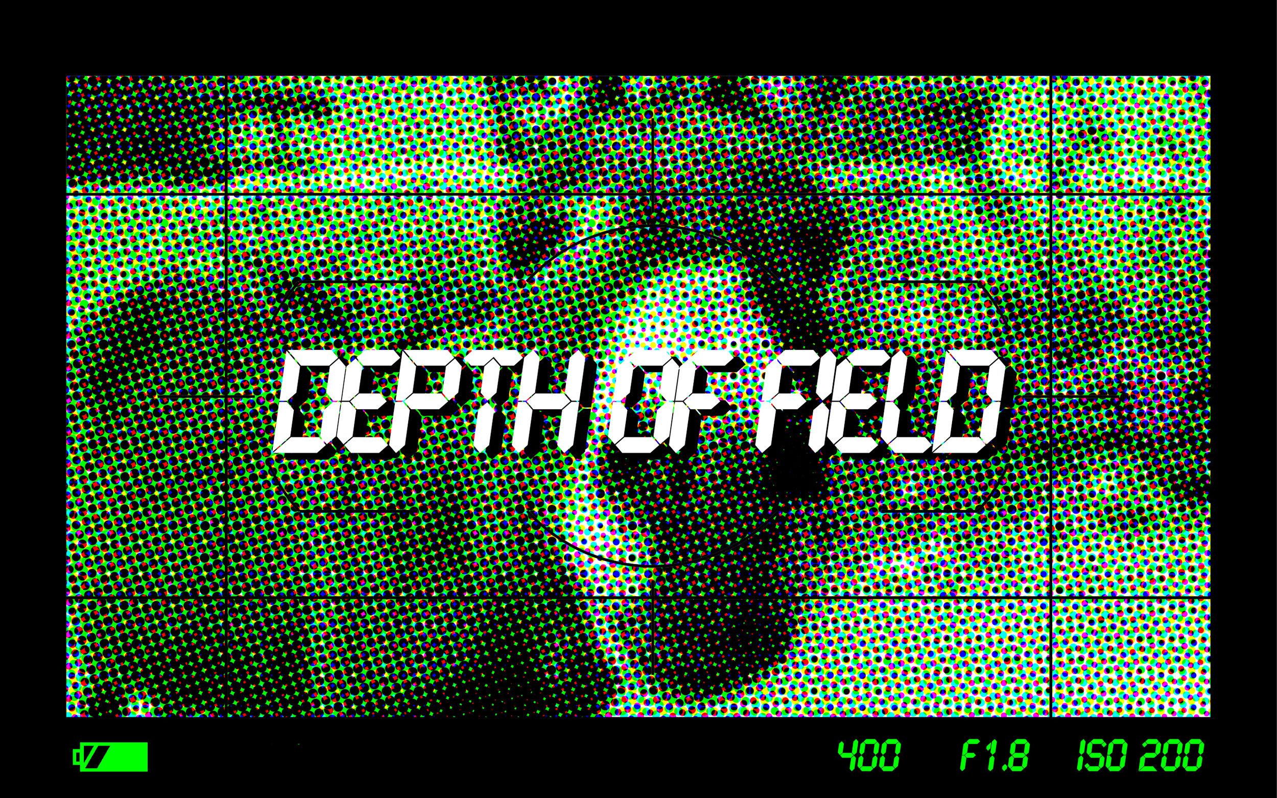 Depth of Fieldo call for art