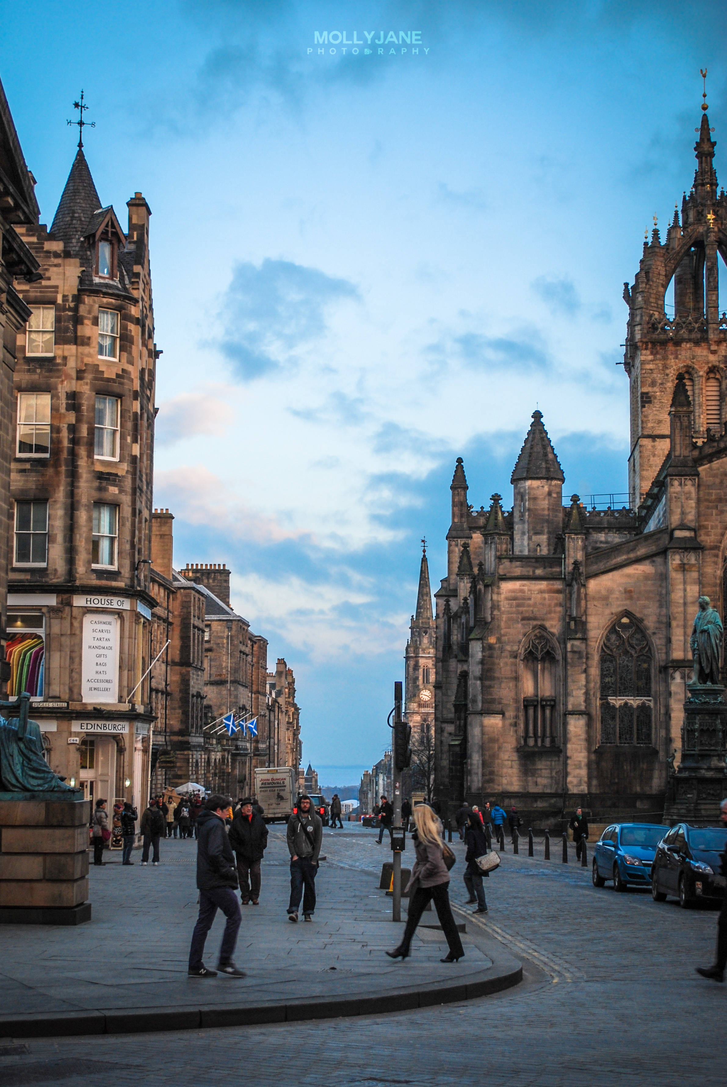 The Royal Mile || Edinburgh