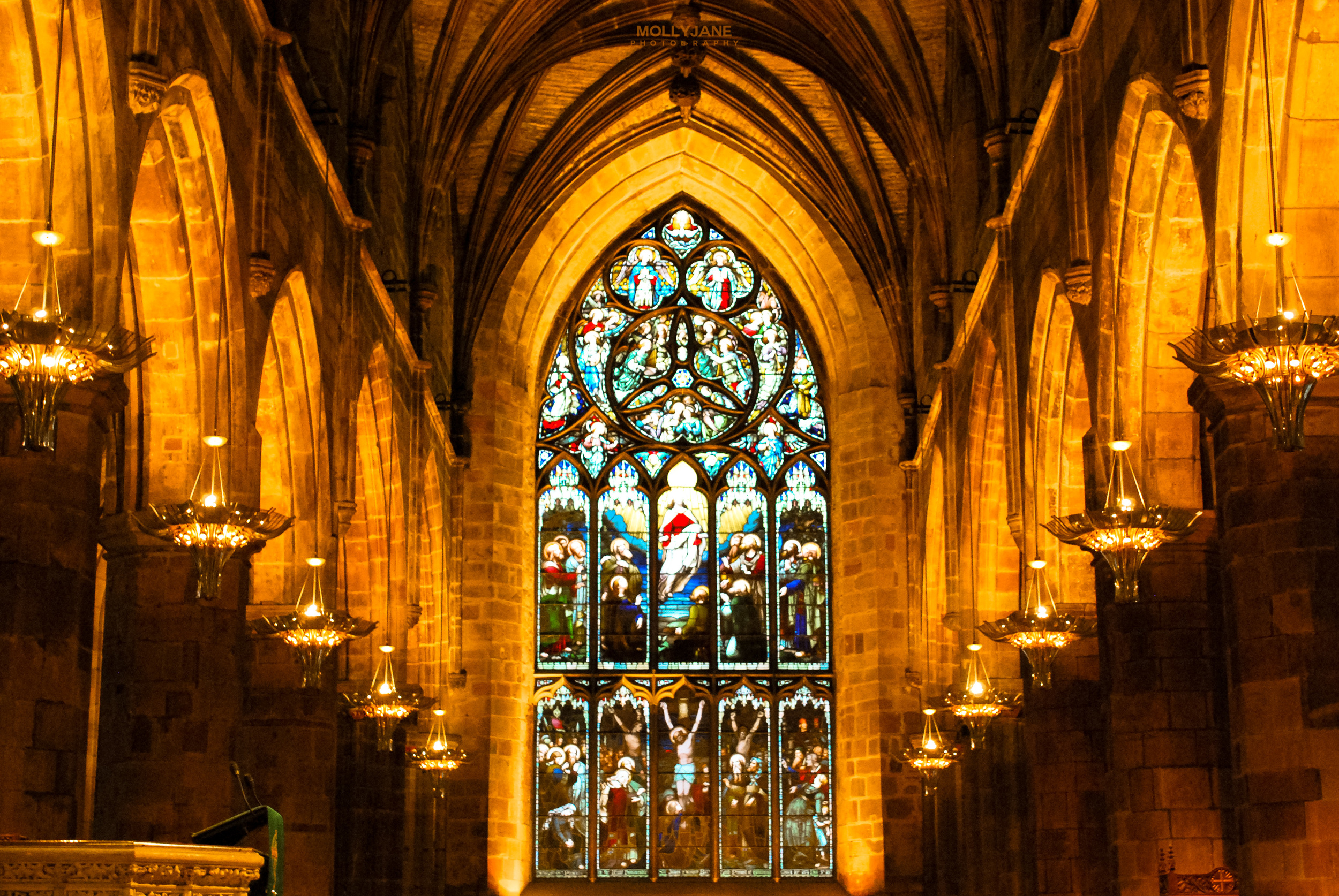 St. Giles Cathedral || Edinburgh