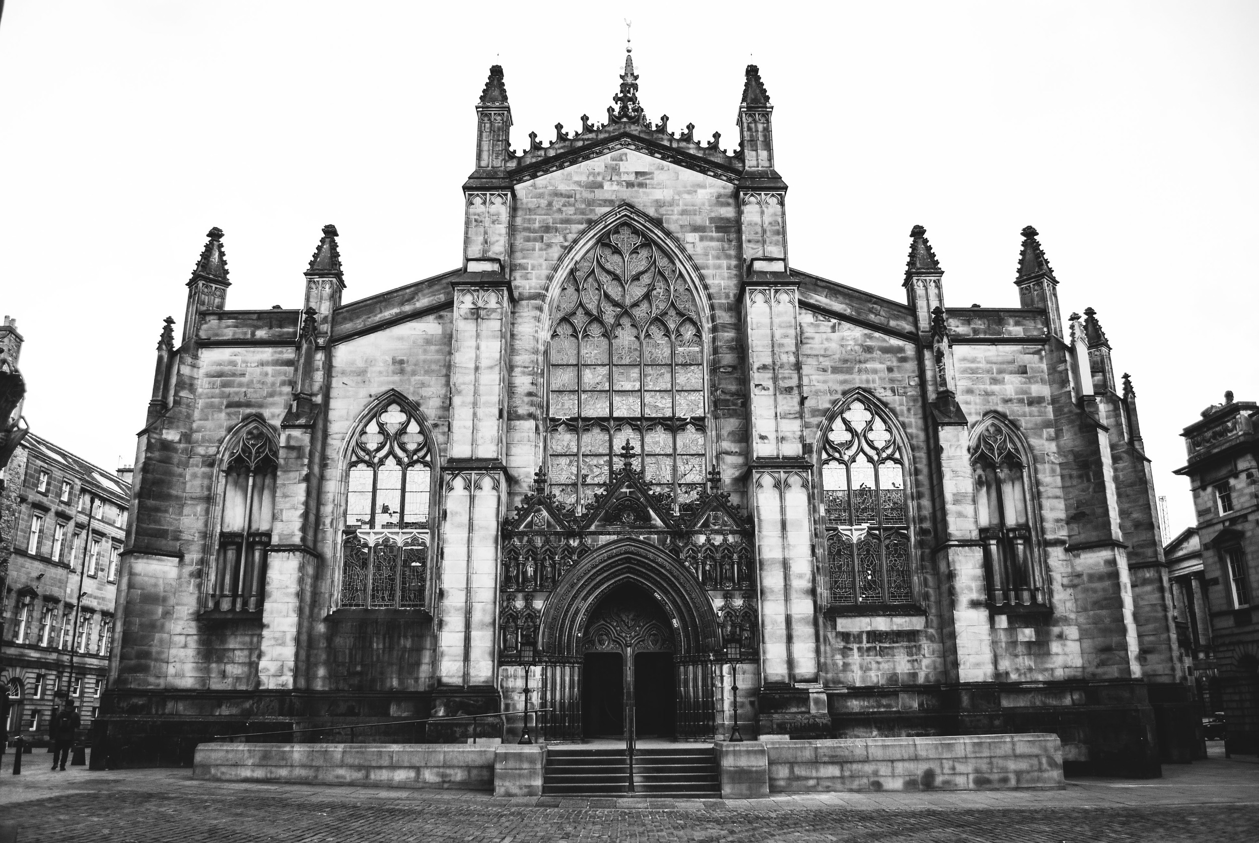 St. Giles Cathedral, Scotland