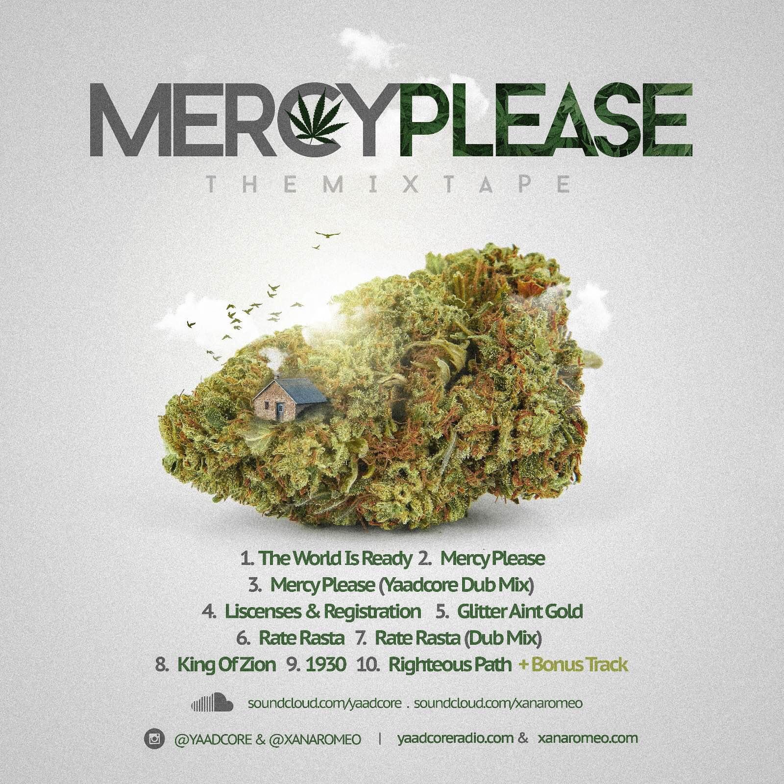 mercy please track list