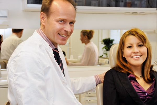 Zahnarzt Maxvorstadt - Patienten