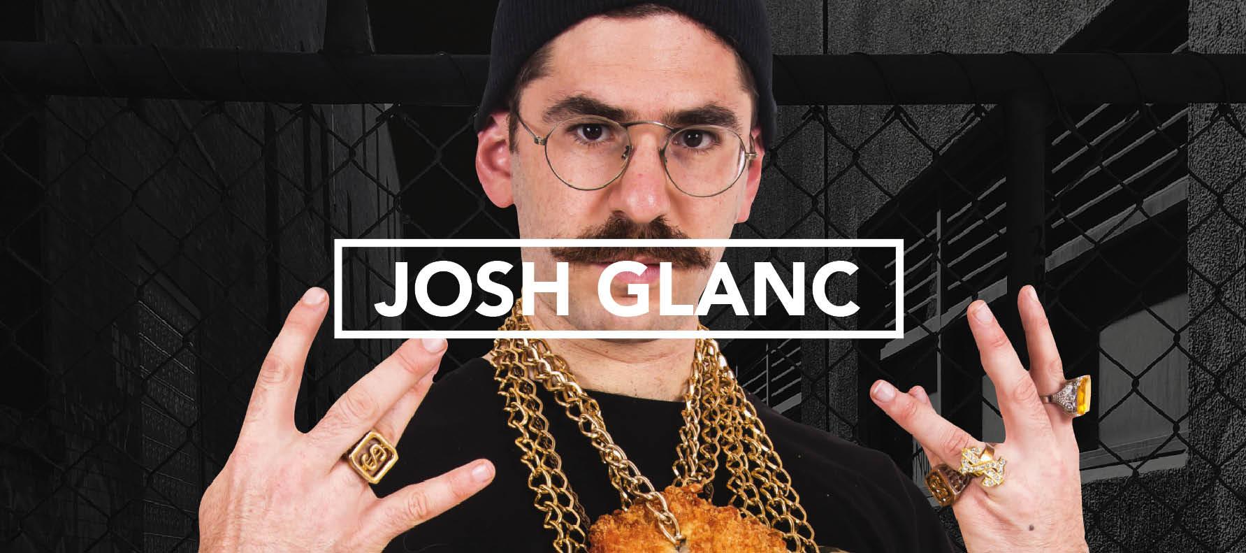 dead man label josh glanc