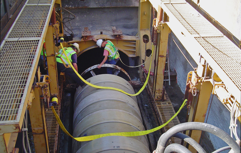 Four Mile Creek Trunk Sewer Rehabiliation