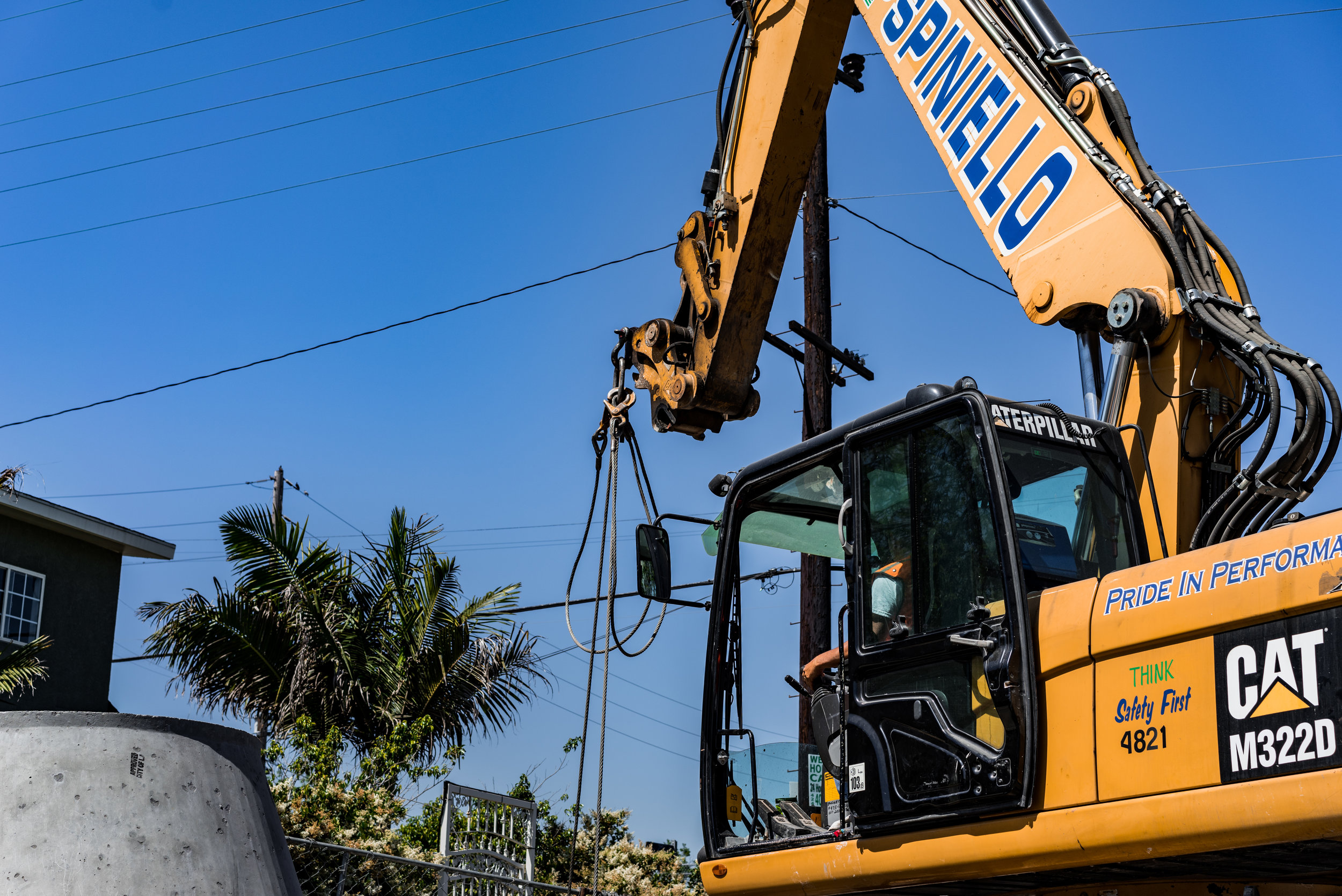 Los Angeles, CA: N Outfall Sewer Rehab Unit 3