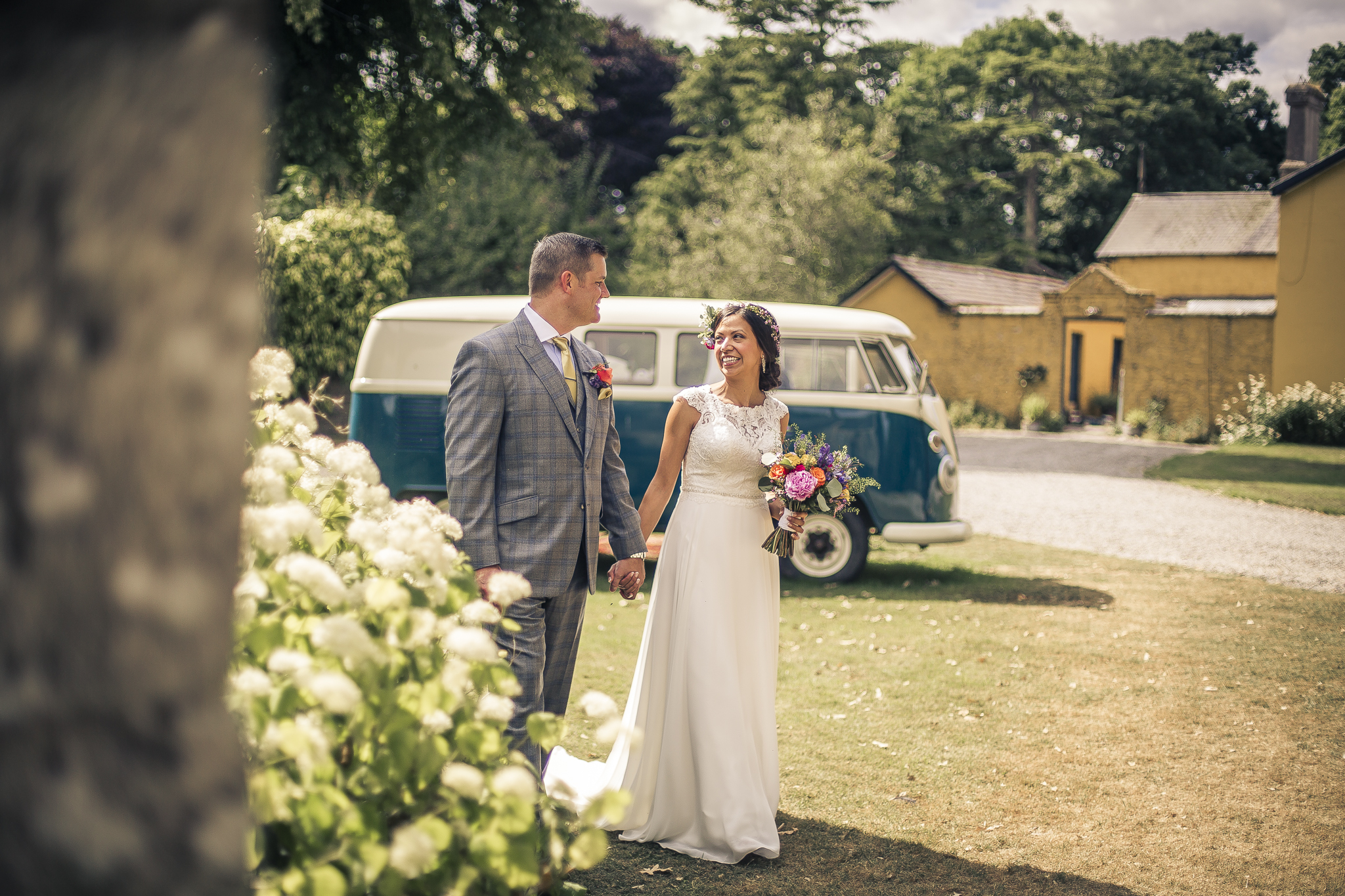 Jane & Brian | Martinstown House