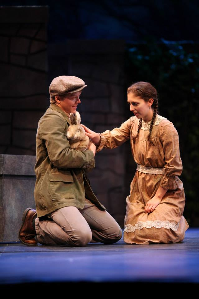 The Secret Garden (Mary) with OSTF, 2014
