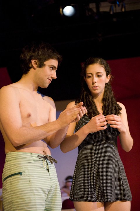 Title role in Eurydice with The Independent Drama Society, 2011