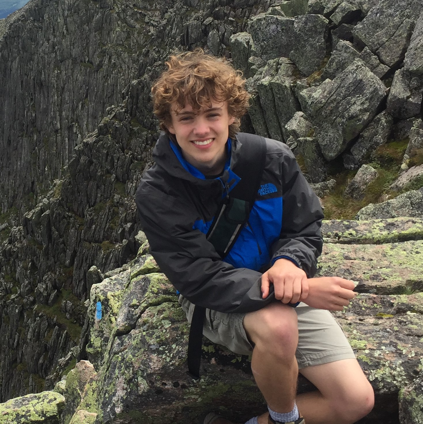 Name:  William Fahy   Graduation year:  2021   Major:  Chemistry   Interests:  Music (I play flute and saxophone), robotics, game design, hiking and cooking.   Fun fact:  I own and play 16 different musical instruments (mostly flutes)