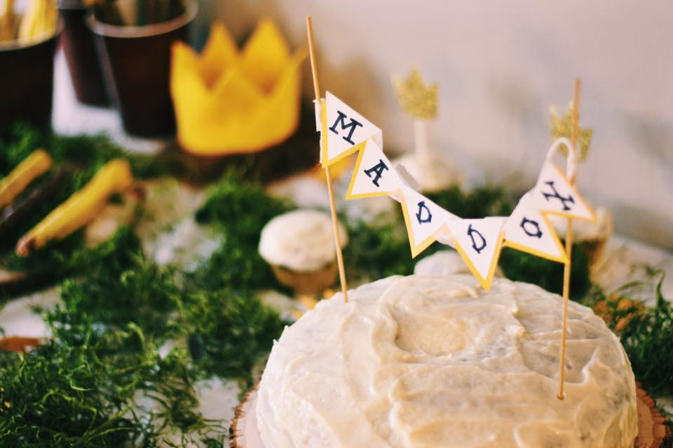 The Lovely Cicada | Where The Wild Things Are First Birthday Party