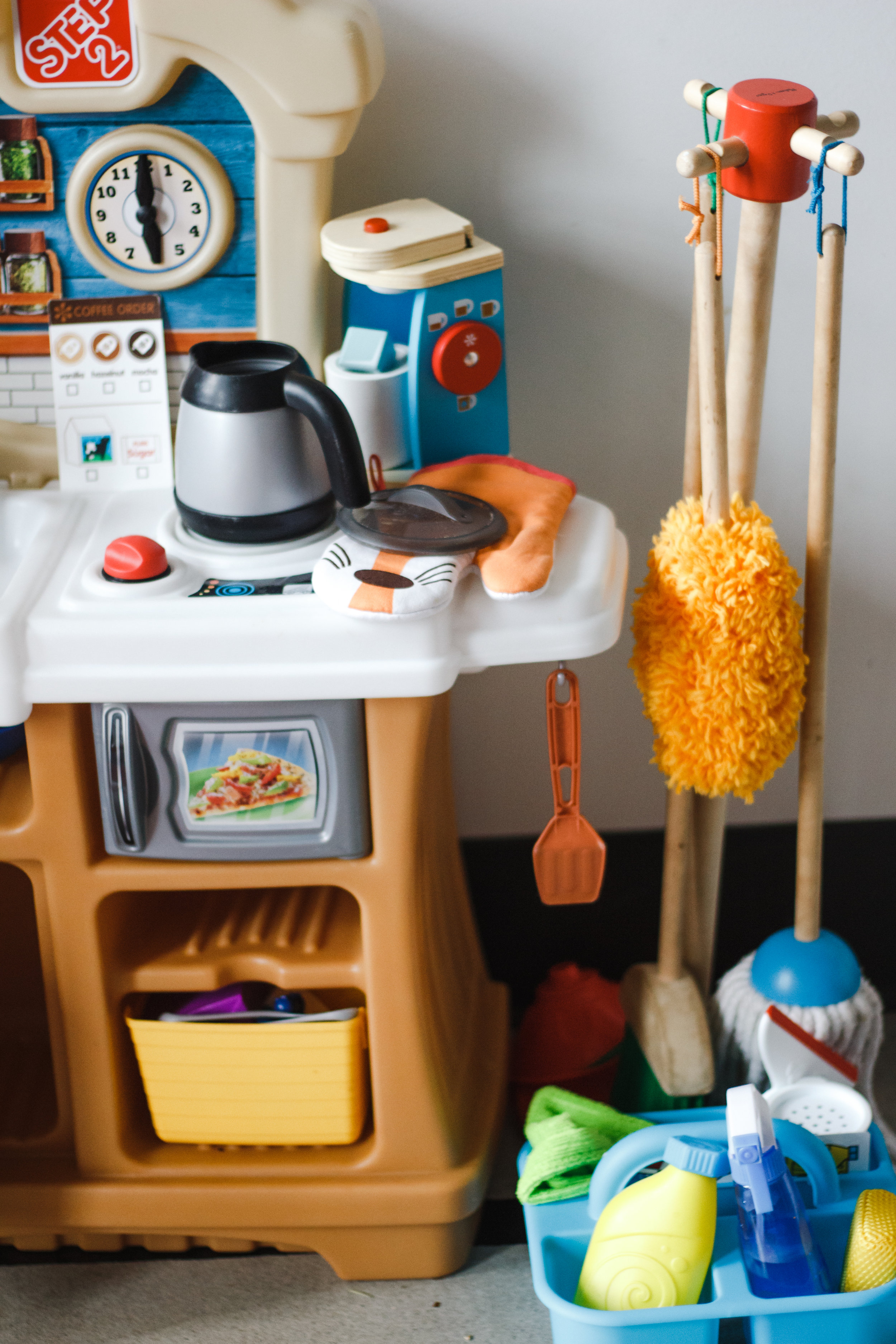 Tour and Tips: Play Area for Small Spaces