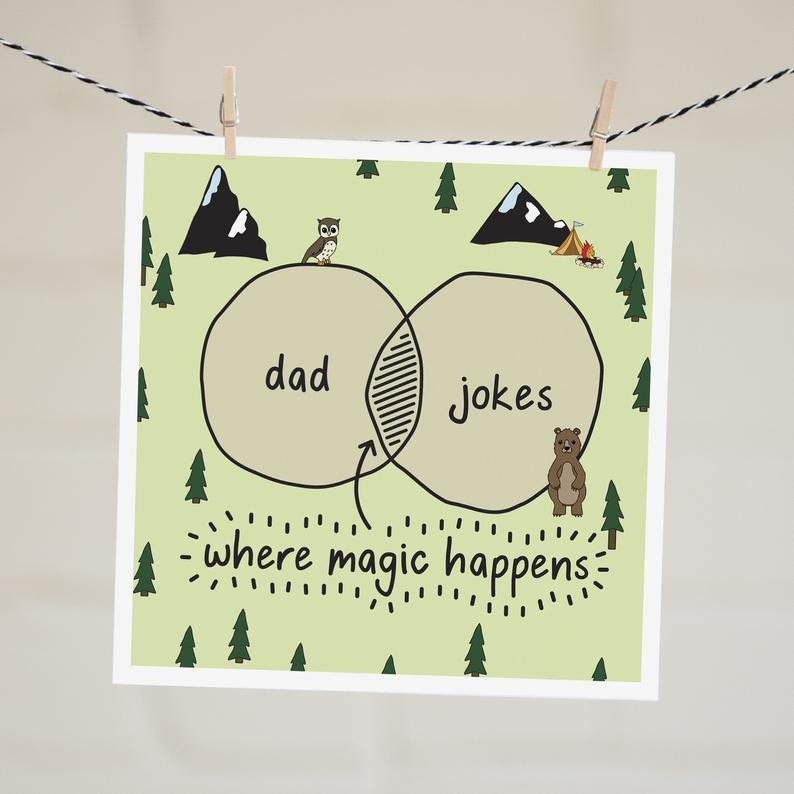 Buy this card for the dad in your life  here