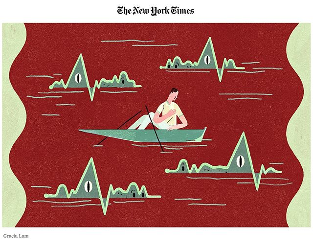 """TODAY in @nytimes, """"The Silent Heart Attack You Didn't Know You Had"""". #pulse #silent #heartattack"""