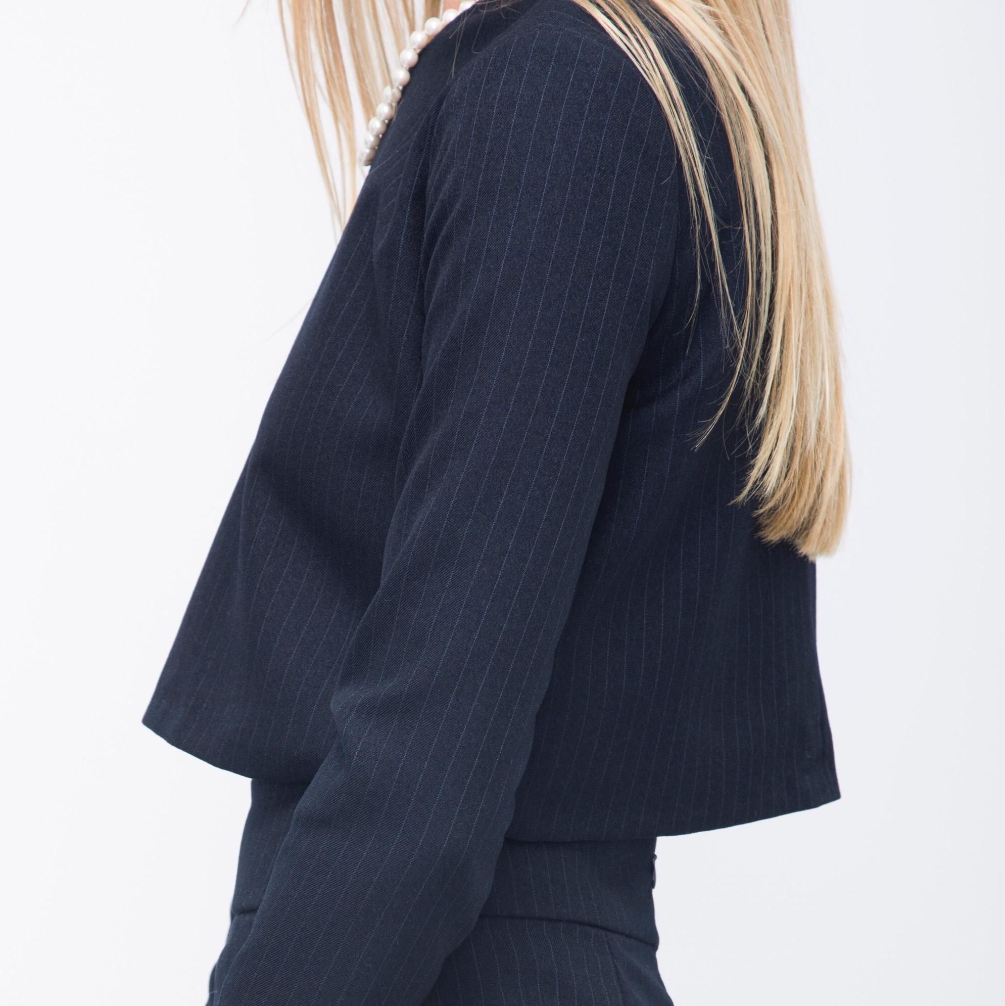 NATIA ERIN Femi Crop Top + Pencil Skirt