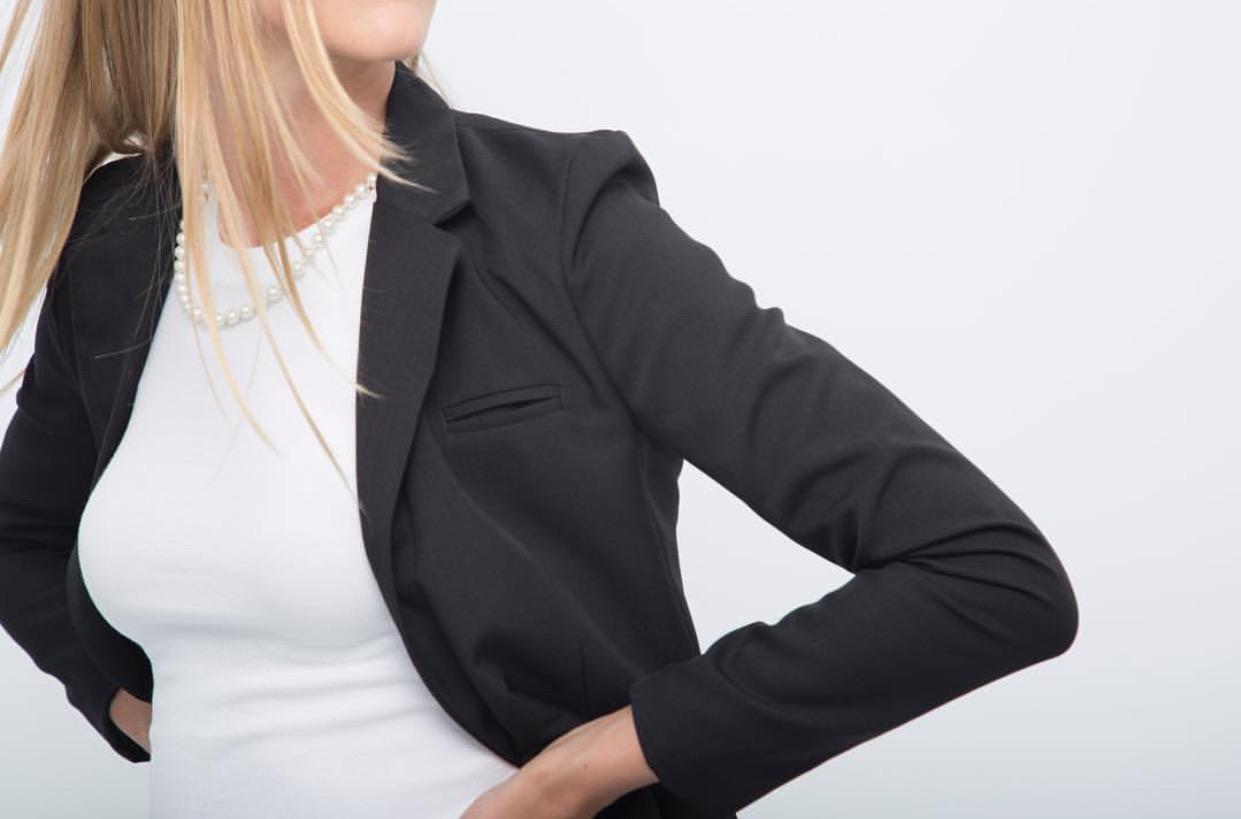 NATIA ERIN Power Jacket + Women's Suiting