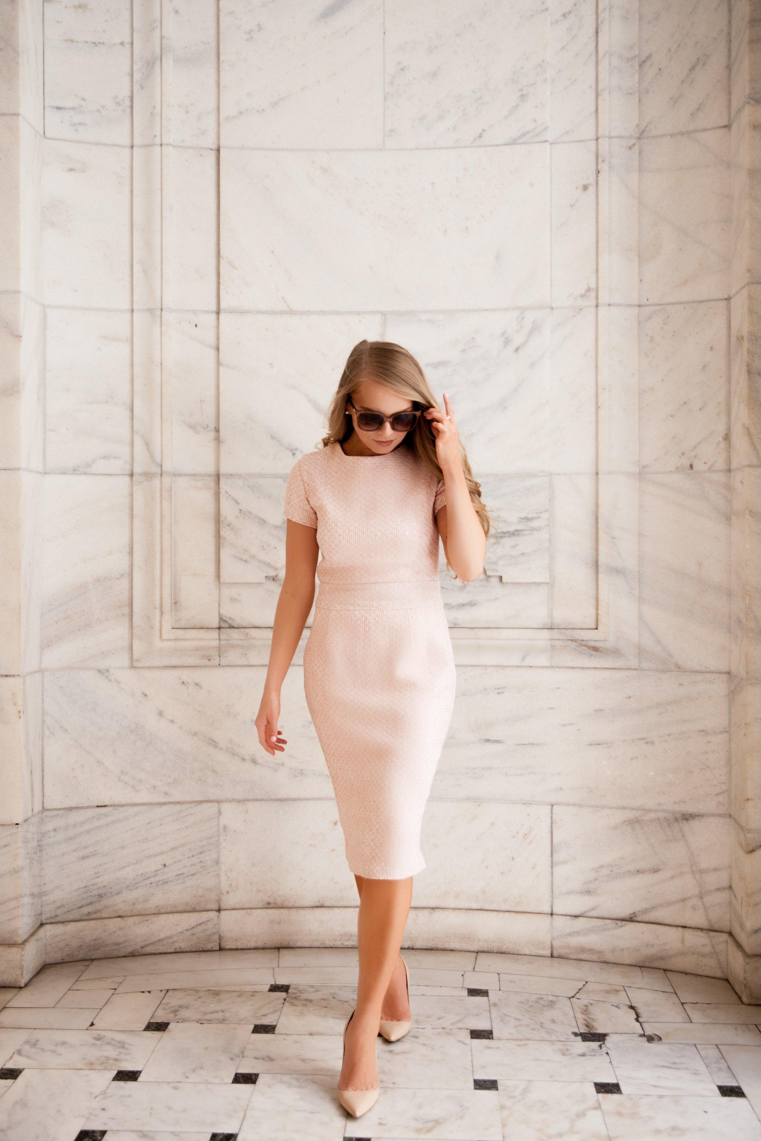 The Senate Dress by NATIA ERIN