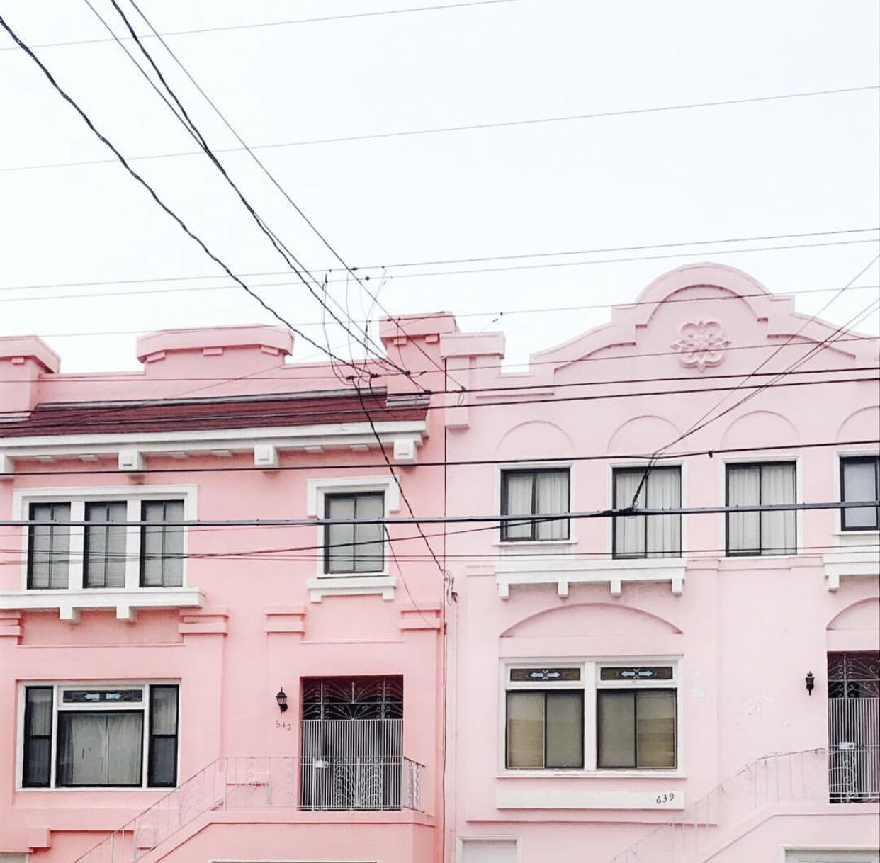 Pink San Francisco