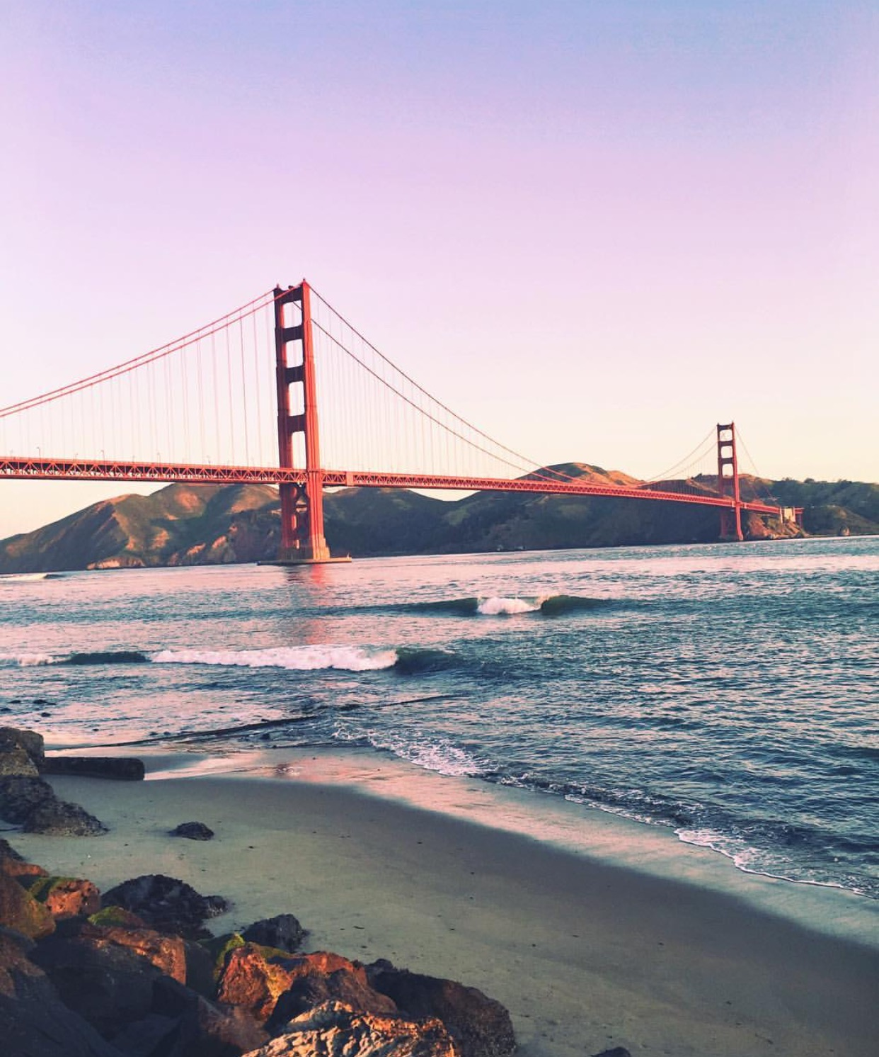 Golden Gat Bridge repost