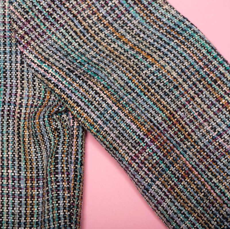 Tweed top for work