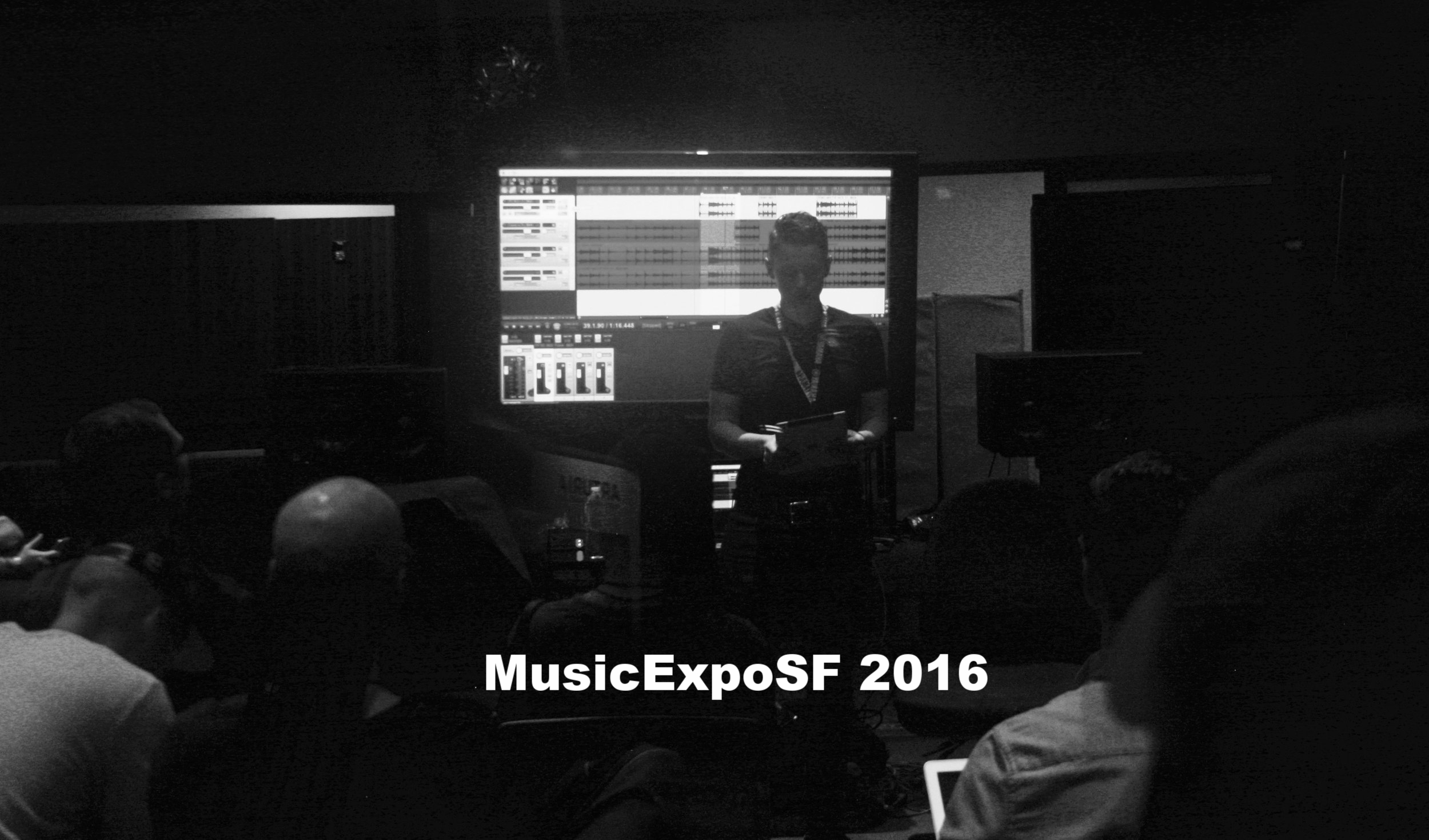 Music Expo SF 2016