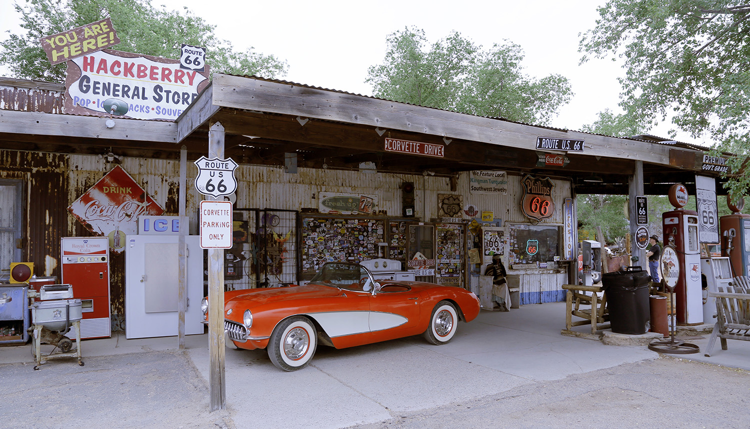 The Hackberry General Store