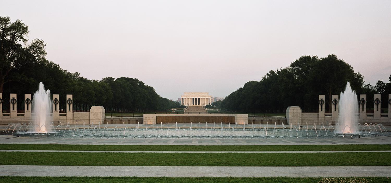 The World War II Memorial