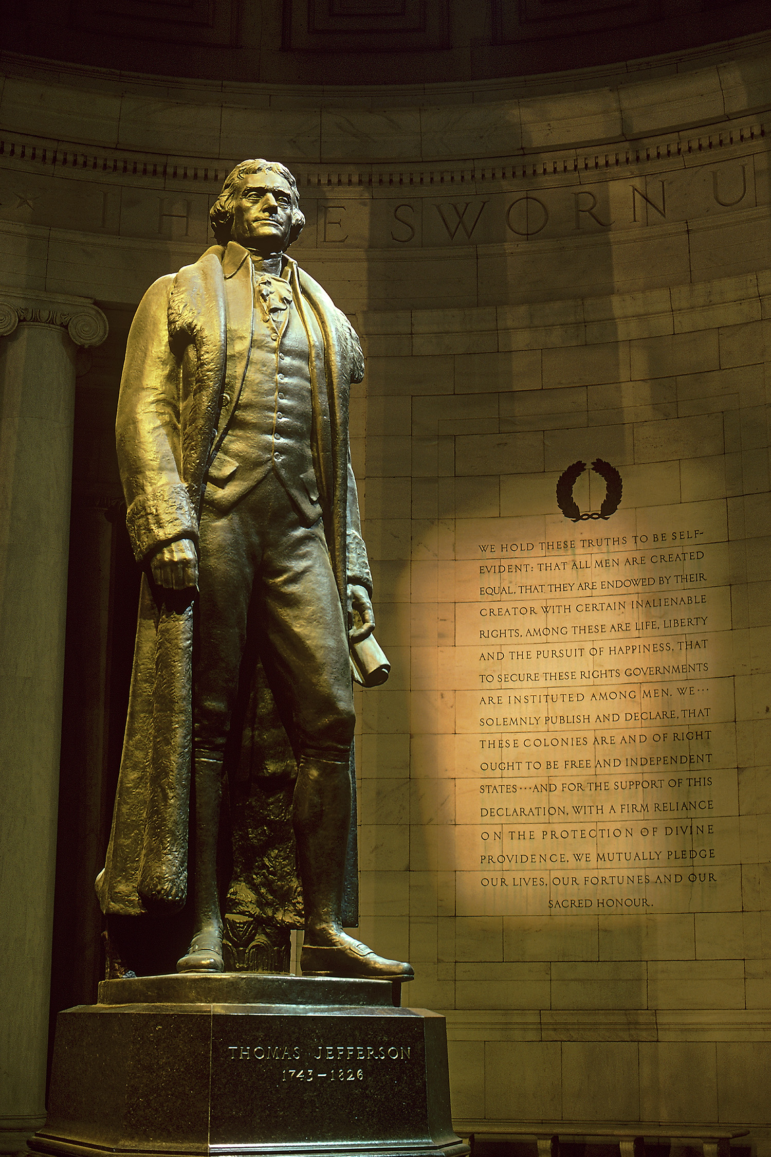 Mr. Jefferson