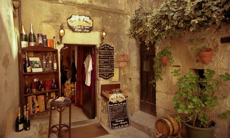 Eze Wine Shop
