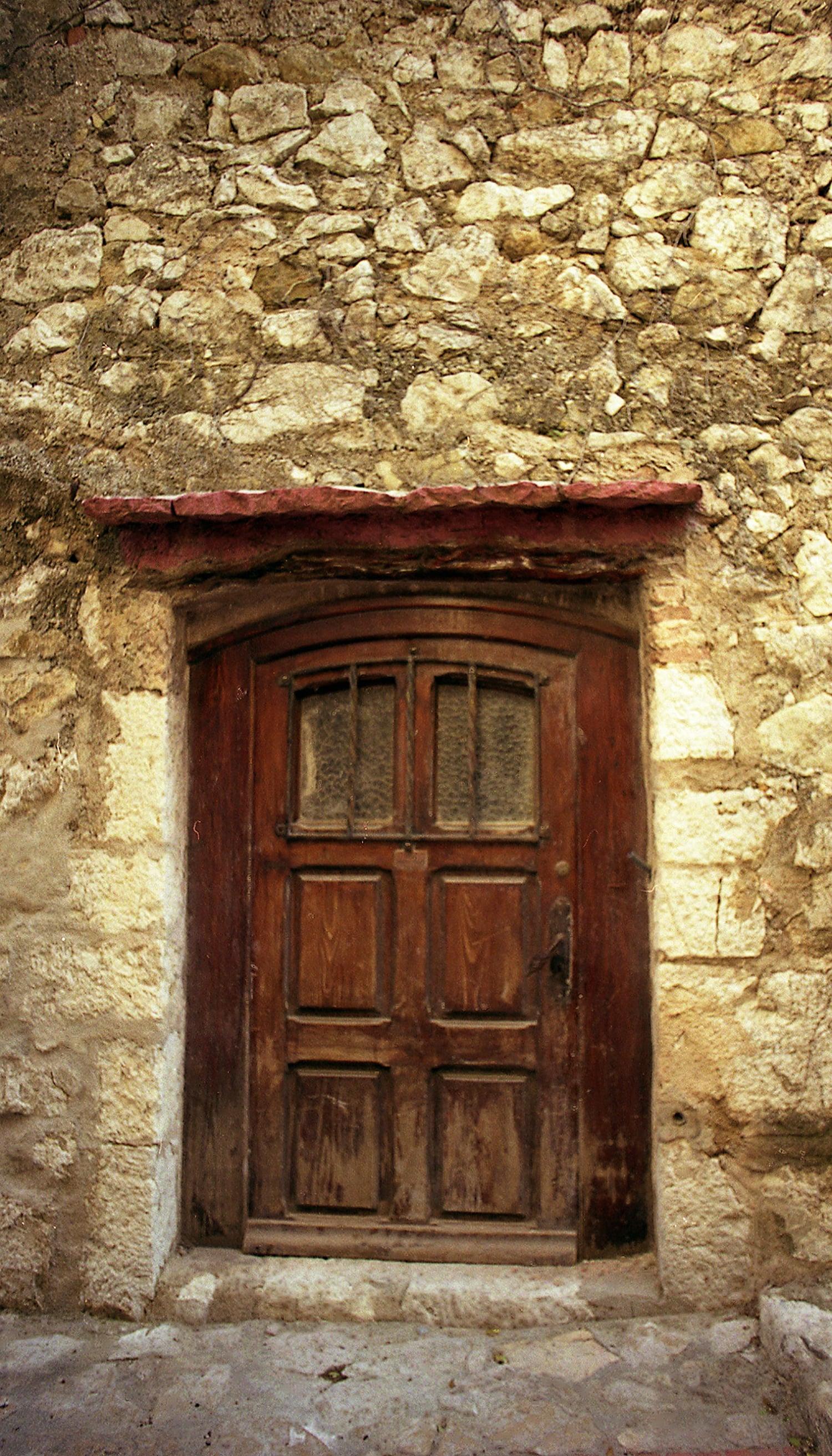 Door in Eze
