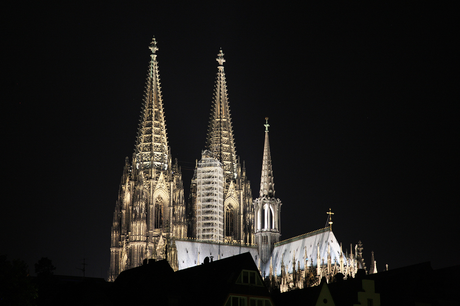 The Cologne Cathedral