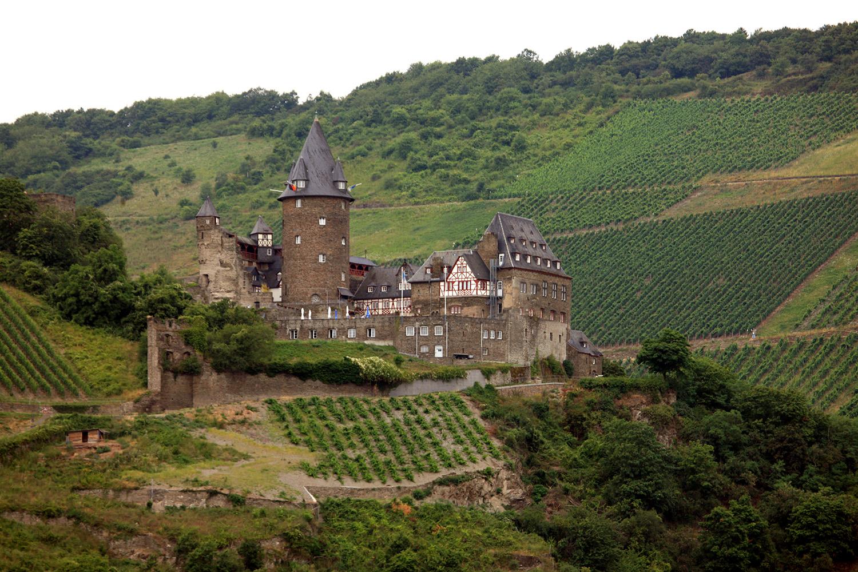 The Burg Stahleck Castle