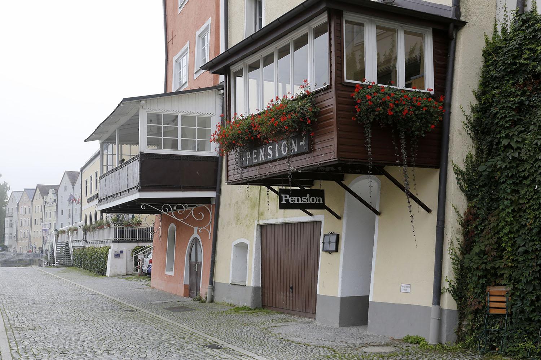 Pension in Passau