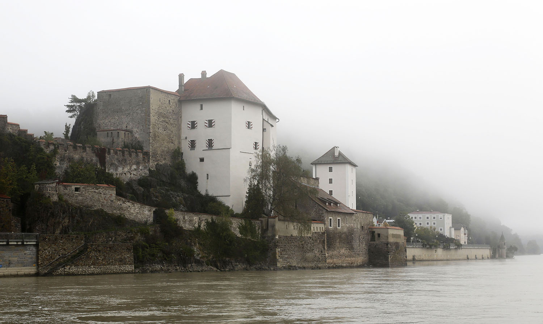 Castle on the Danube