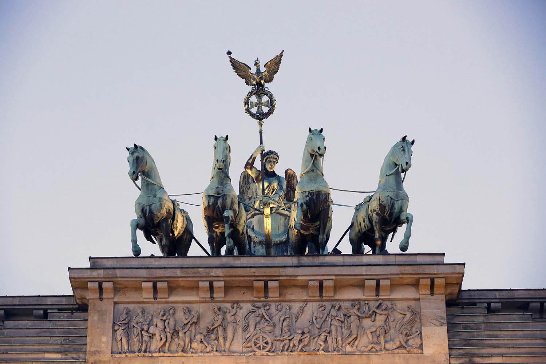 Triumphal Sculpture