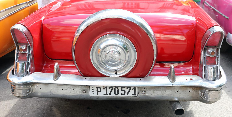 The Red Pontiac