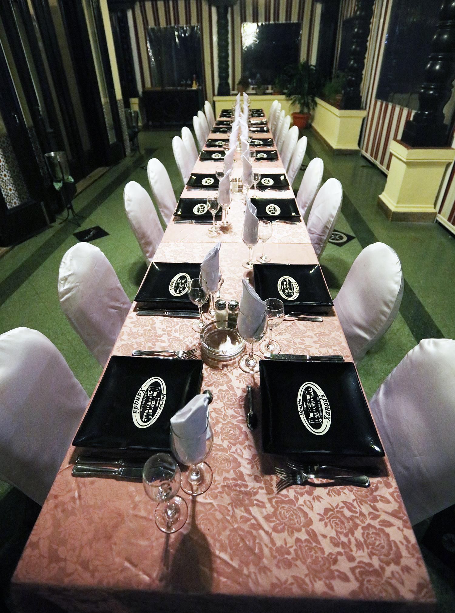 Elegant Dinner at Xanadu