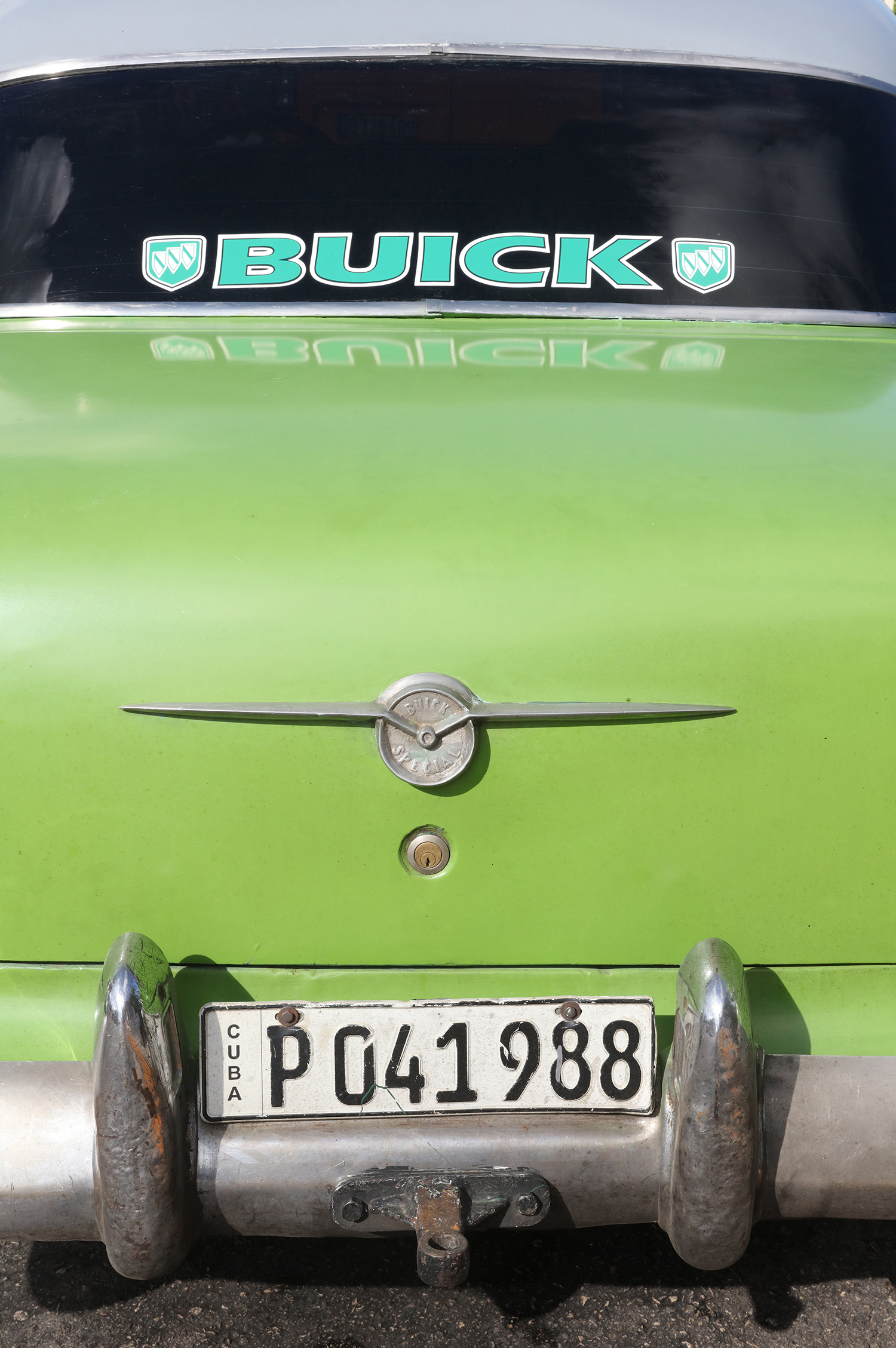 The Green Buick