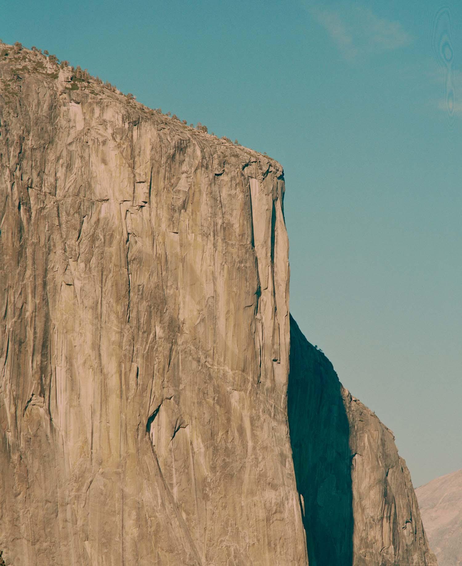 The Face of El Capitan